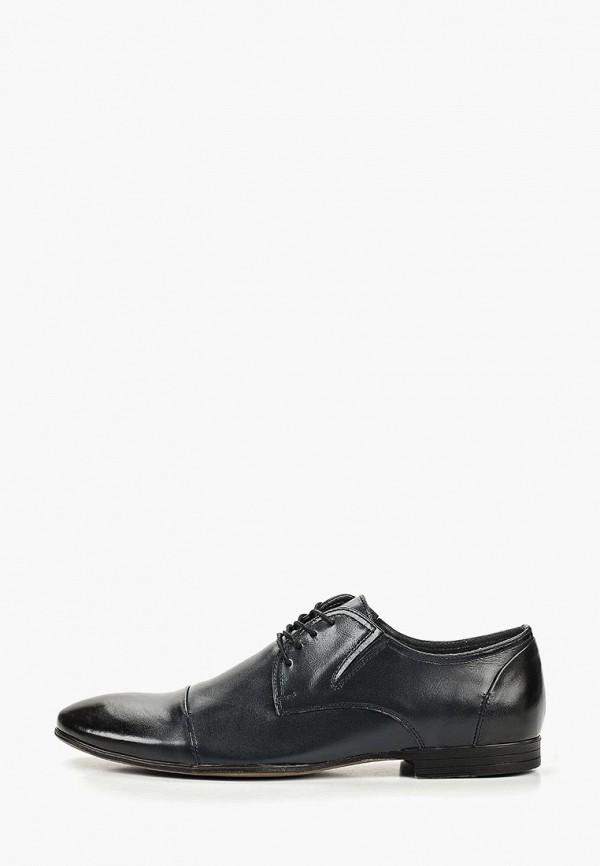 мужские туфли dino ricci select, синие