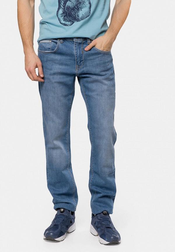 мужские прямые джинсы mr520, голубые