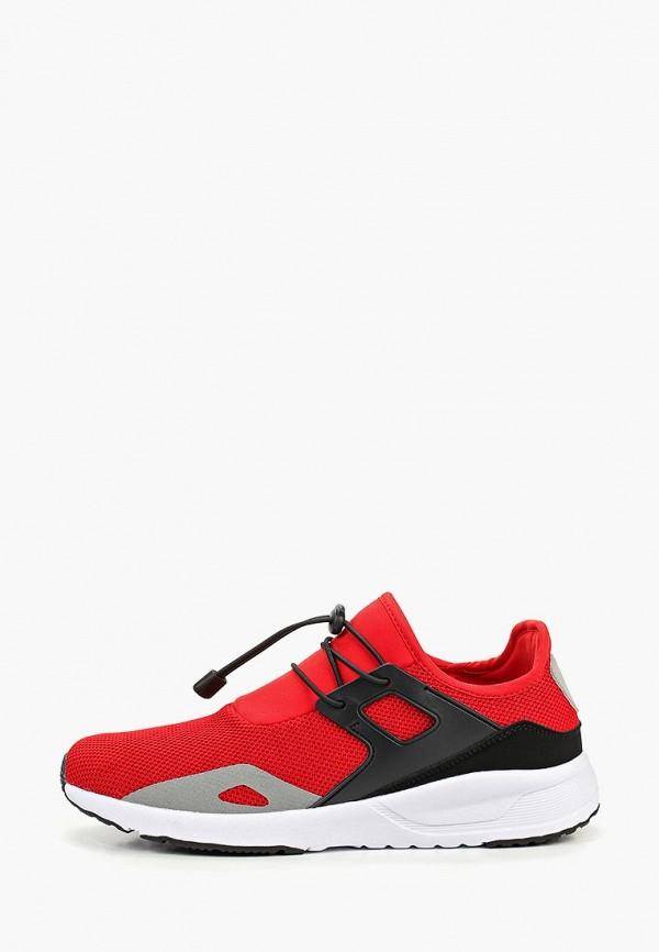 мужские кроссовки pierre cardin, красные