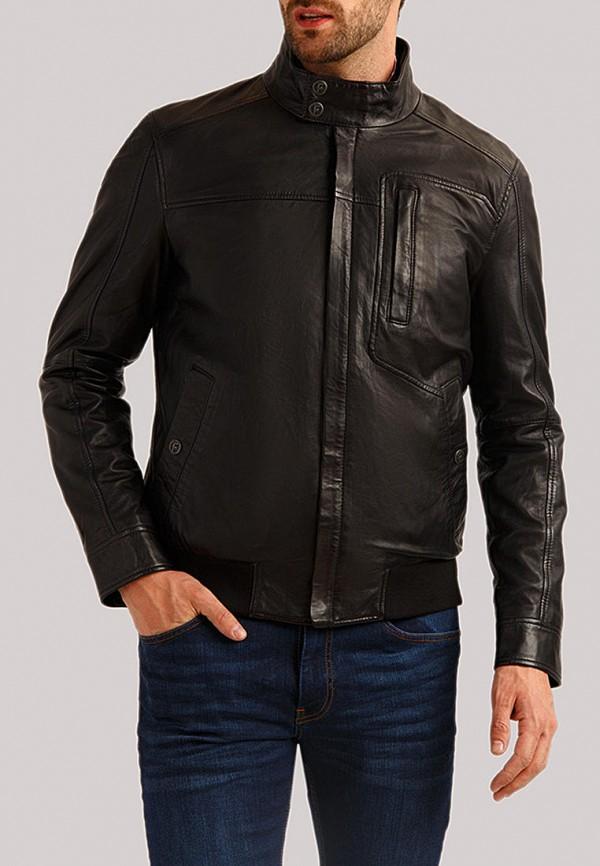 Куртка кожаная Finn Flare Finn Flare MP002XM247RQ