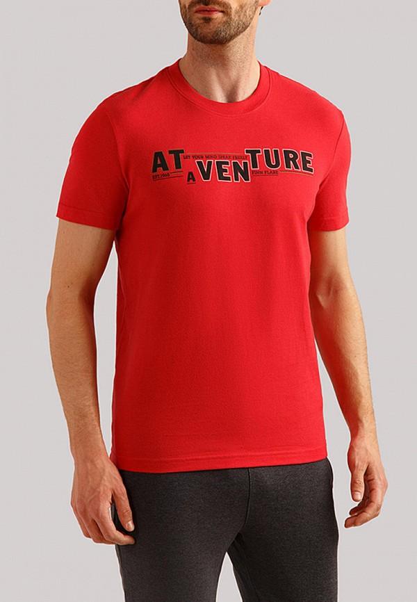 Футболка Finn Flare Finn Flare MP002XM247RT блузка женская finn flare цвет красный b18 32071 317 размер xl 50