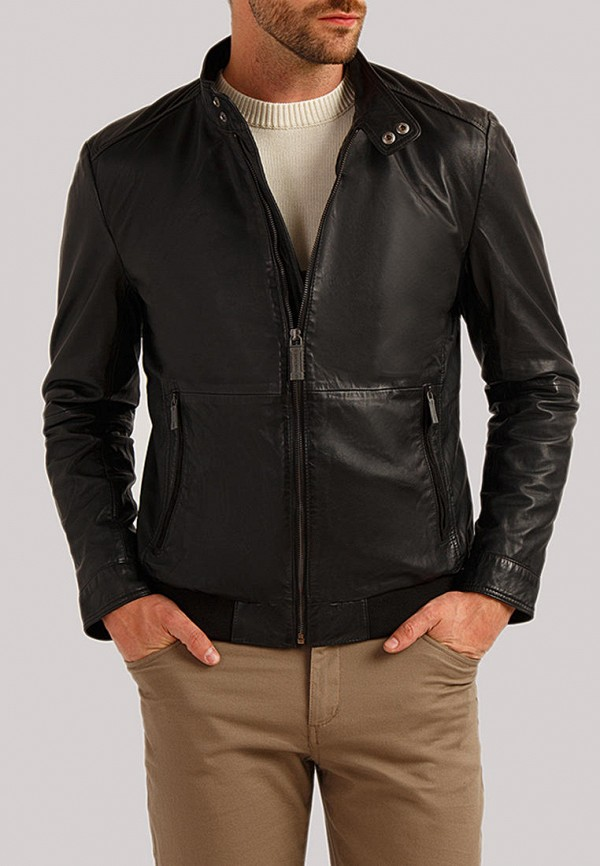 цена Куртка кожаная Finn Flare Finn Flare MP002XM247RU онлайн в 2017 году