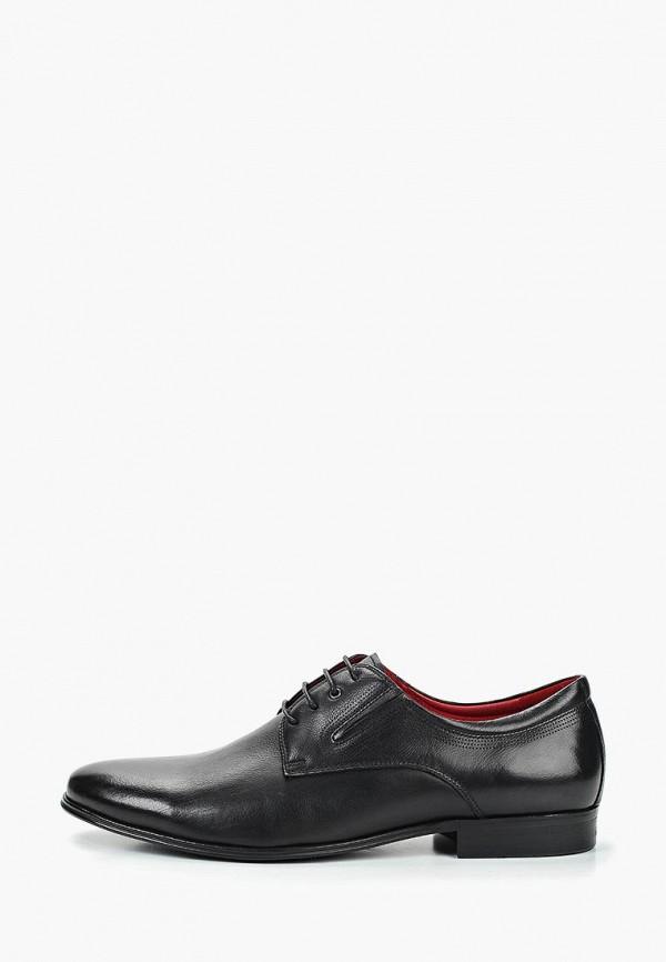 мужские туфли pierre cardin, черные