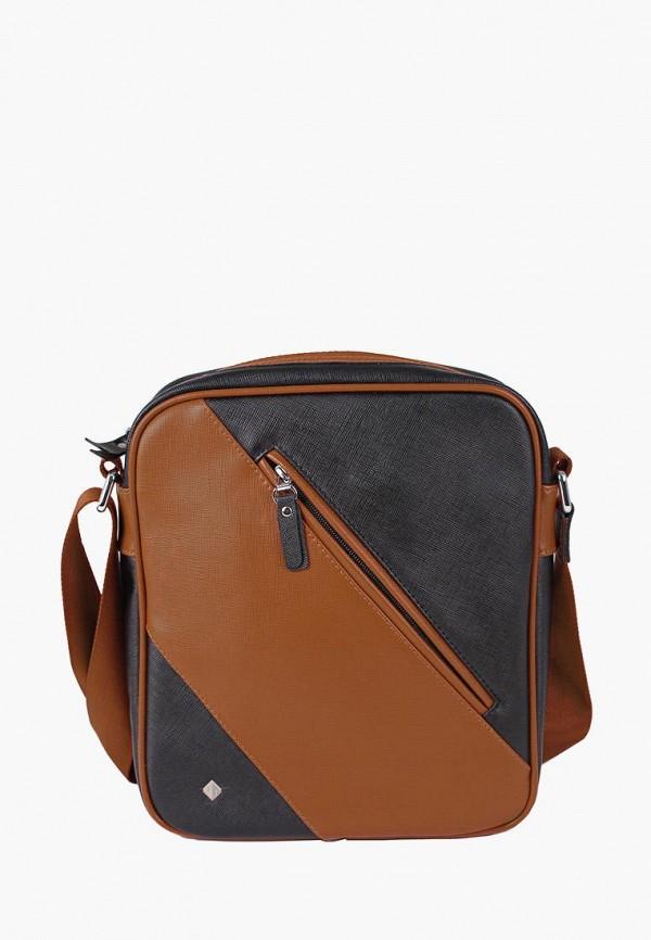 мужская сумка flioraj, черная