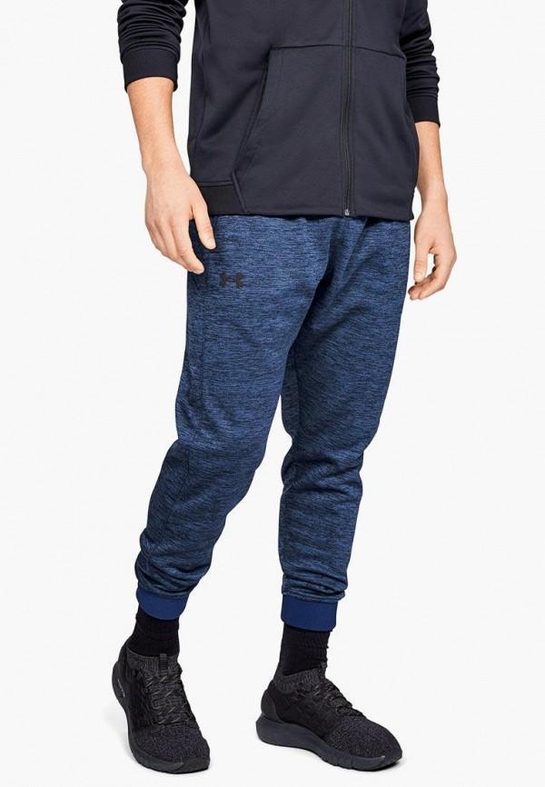 мужские спортивные спортивные брюки under armour, синие