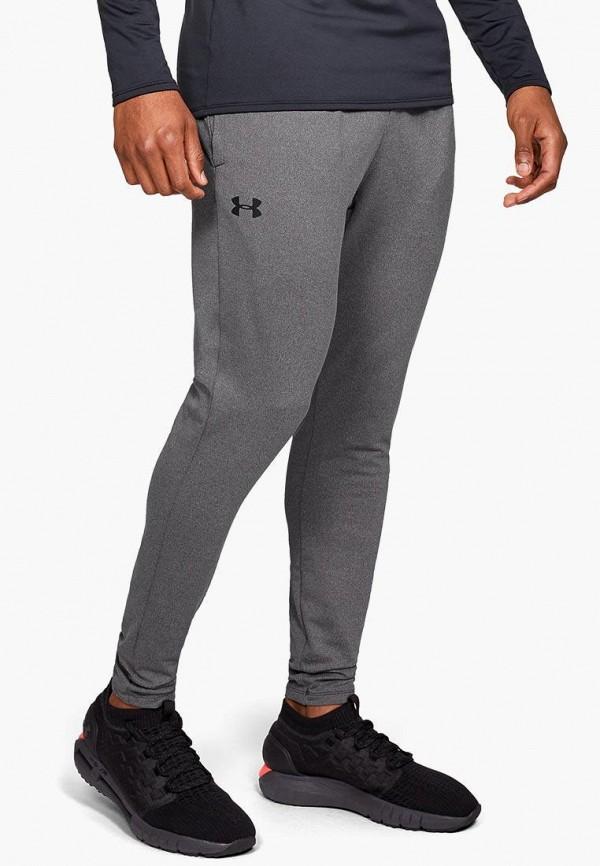 мужские спортивные спортивные брюки under armour, серые