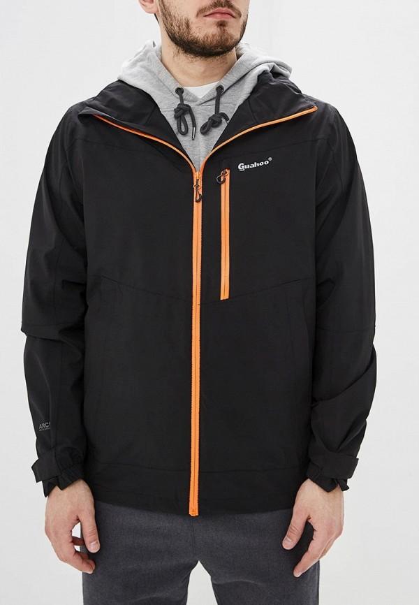 Куртка Guahoo Guahoo MP002XM248MC термоноски guahoo цвет черный g52 9453cw bk размер 35 38