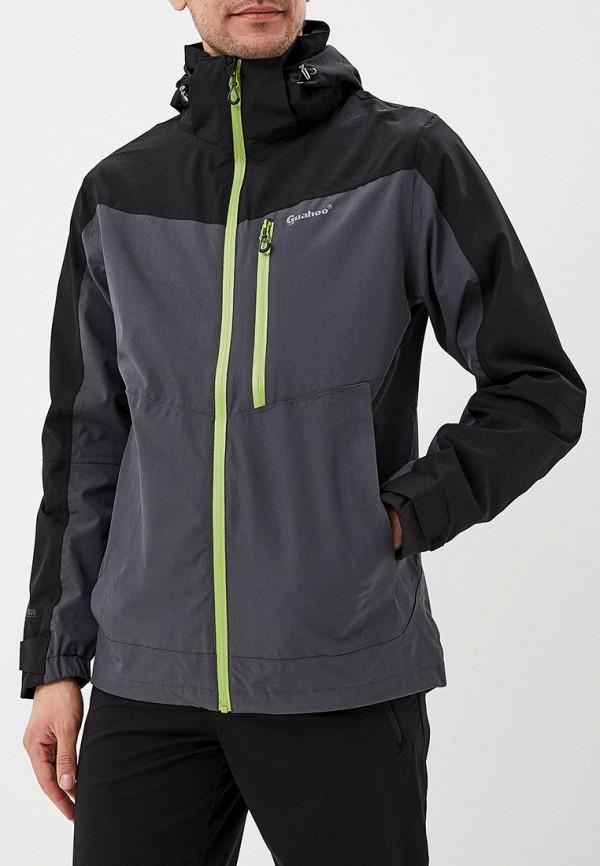 Куртка Guahoo Guahoo MP002XM248MG термоноски guahoo цвет черный g52 9453cw bk размер 35 38