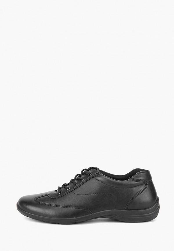 мужские ботинки s-tep, черные
