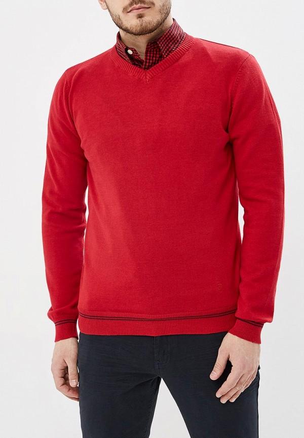 мужской пуловер top secret, красный