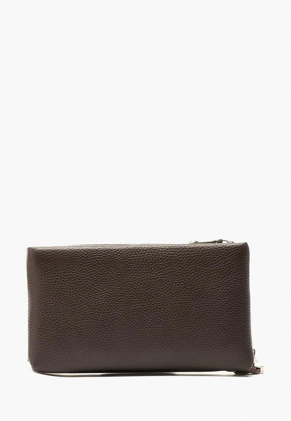 мужская сумка eleganzza, коричневая