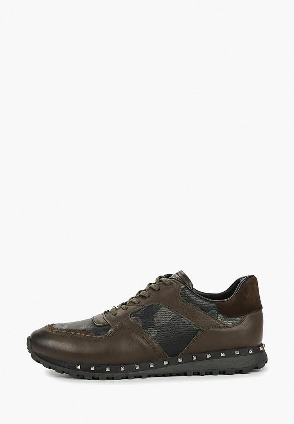мужские кроссовки pierre cardin, зеленые