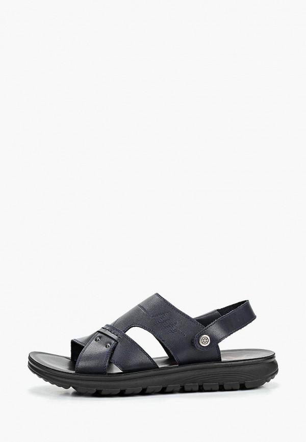 мужские сандалии alessio nesca, синие
