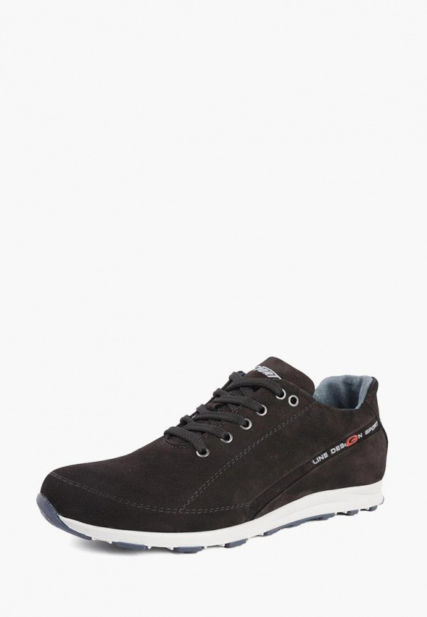 мужские кроссовки golovin, черные