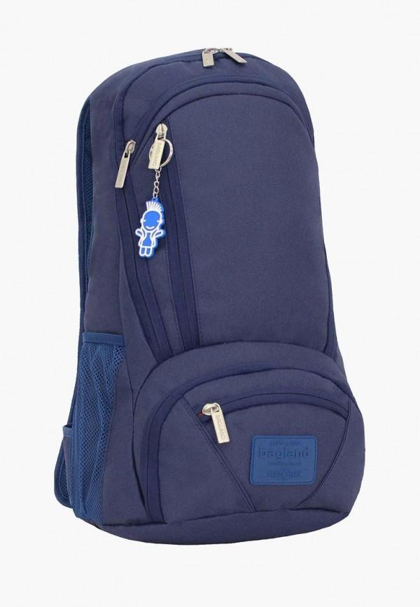 мужской рюкзак bagland, синий