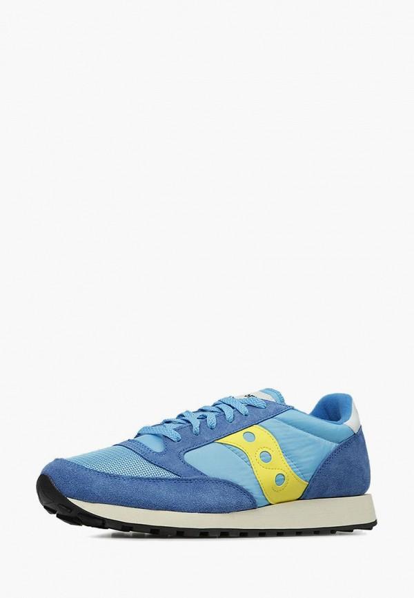 мужские кроссовки saucony, голубые