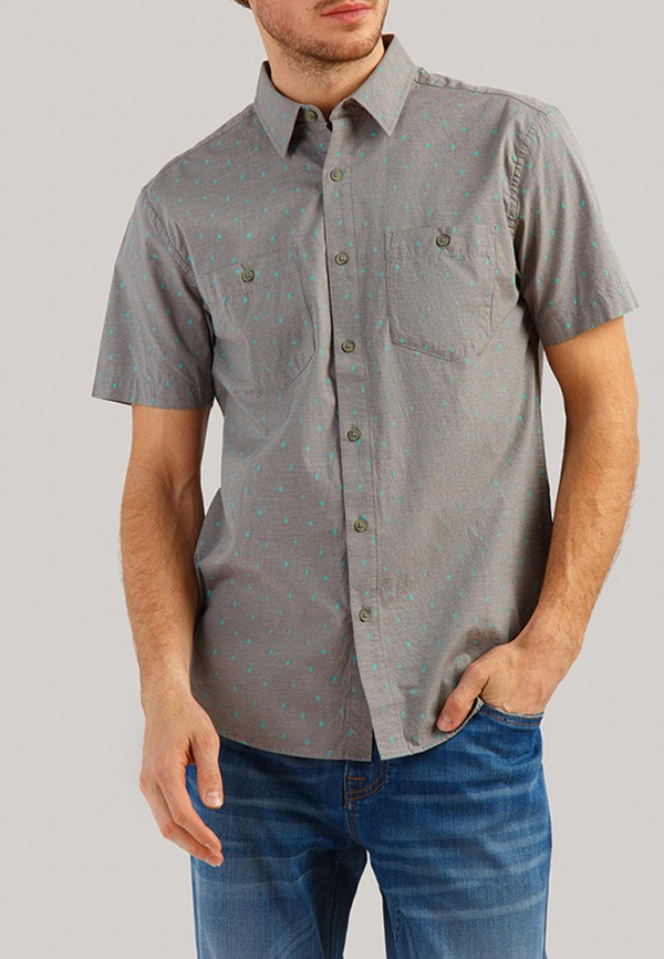 Рубашка Finn Flare цвета хаки