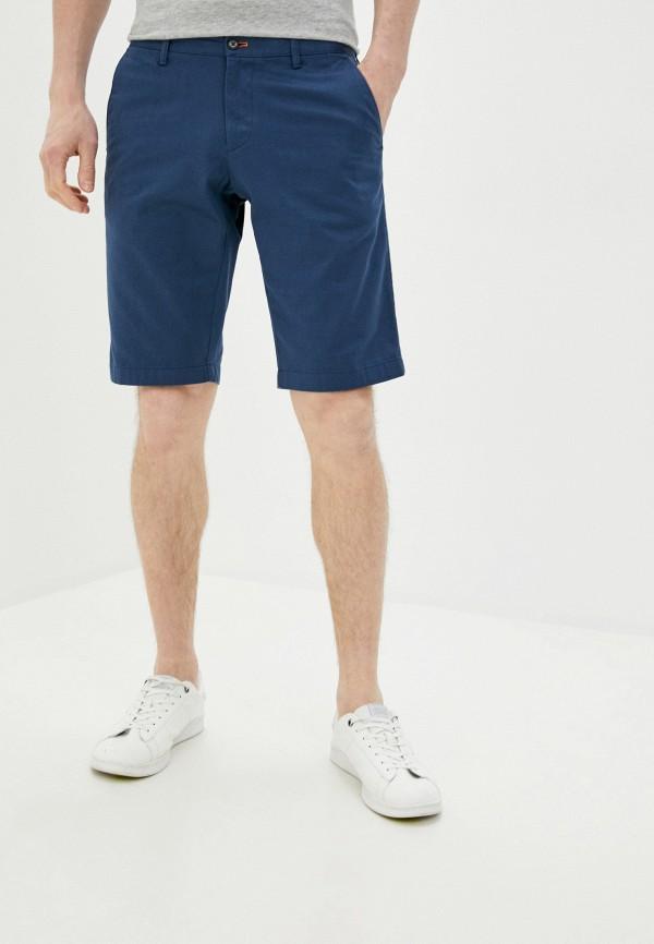 мужские повседневные шорты kanzler, синие
