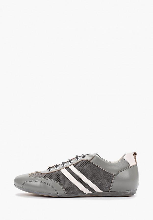 мужские кроссовки franco bellucci, серые