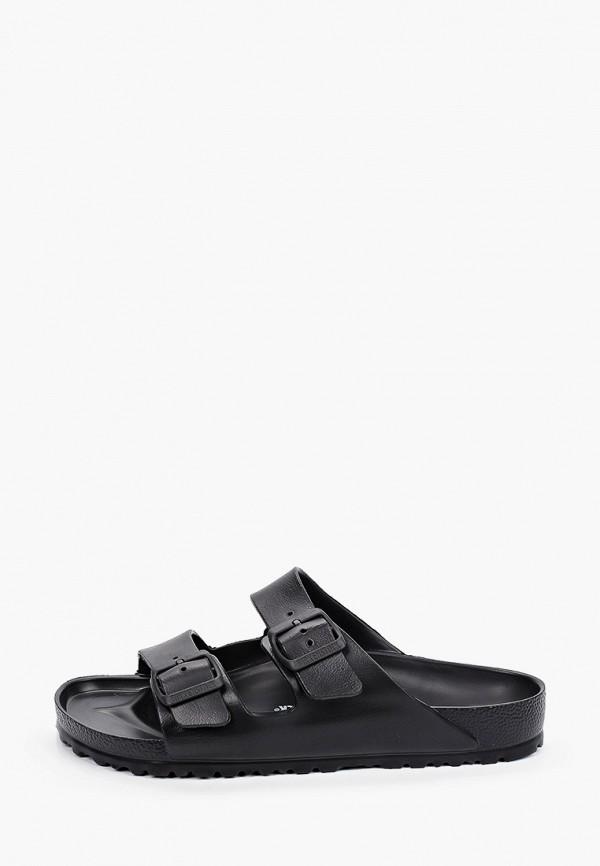 мужские сандалии birkenstock, черные