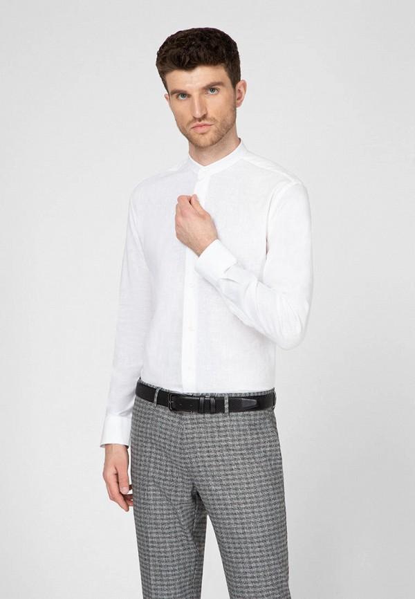 мужская рубашка navi, белая