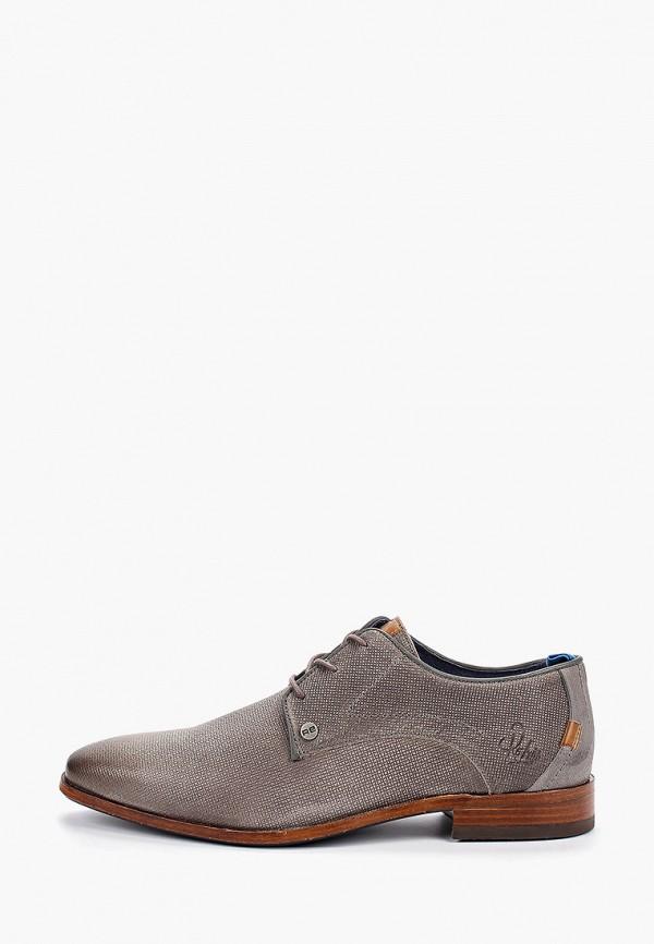 мужские туфли rehab, серые