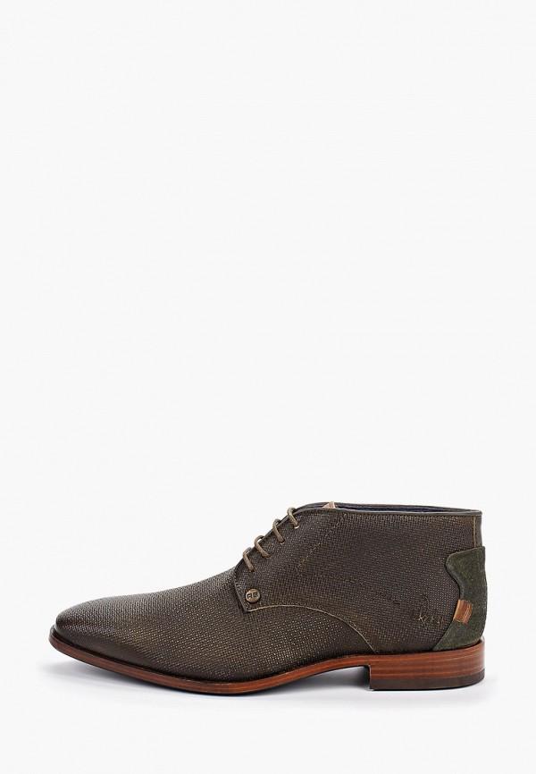 мужские ботинки rehab, зеленые