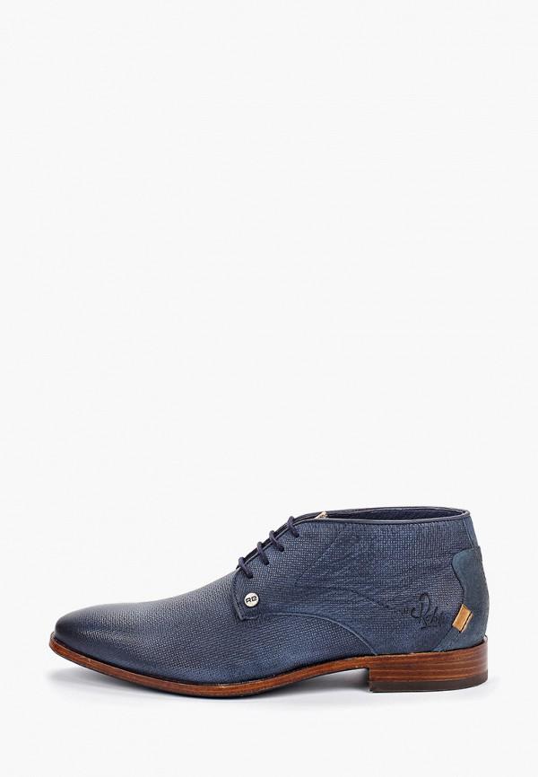 мужские ботинки rehab, синие
