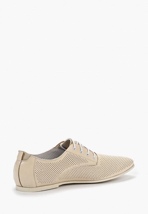 Туфли Franco Bellucci цвет бежевый  Фото 3