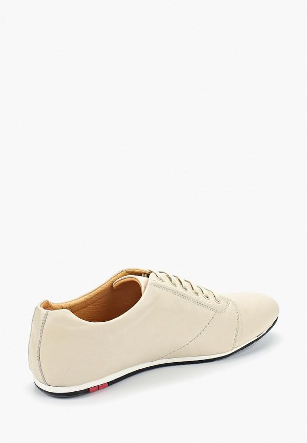 Кроссовки Franco Bellucci цвет бежевый  Фото 3