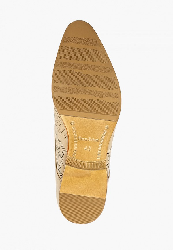 Туфли Franco Bellucci цвет бежевый  Фото 5