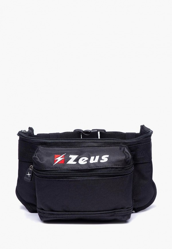 мужская сумка zeus, черная