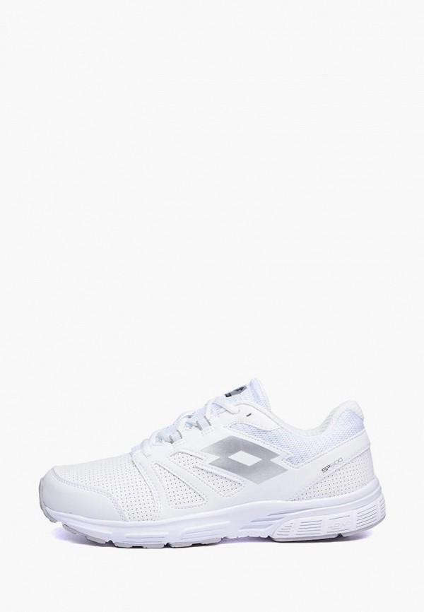 мужские кроссовки lotto, белые