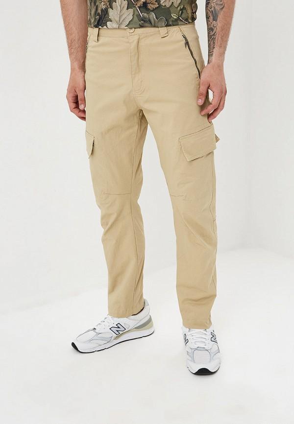 мужские брюки forward, бежевые