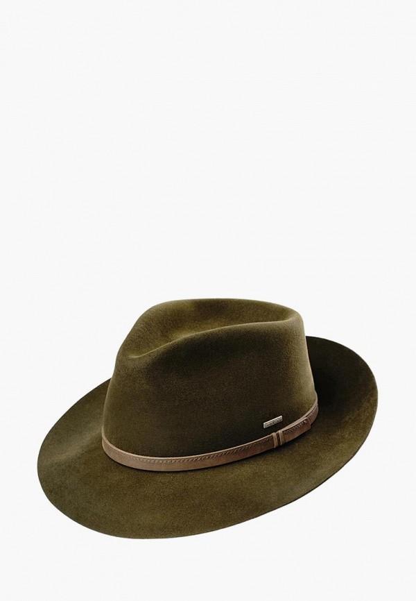 Шляпа Pierre Cardin цвет хаки