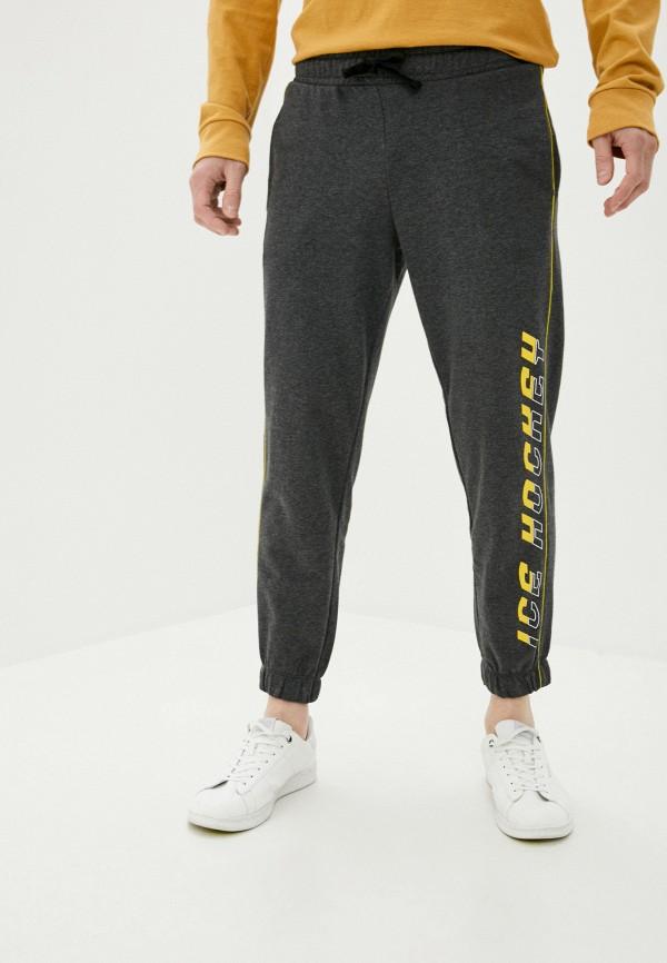 мужские спортивные брюки mark formelle, серые