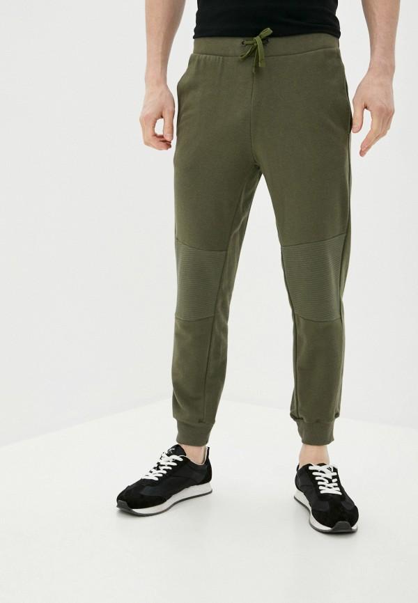 мужские брюки джоггеры mark formelle, хаки