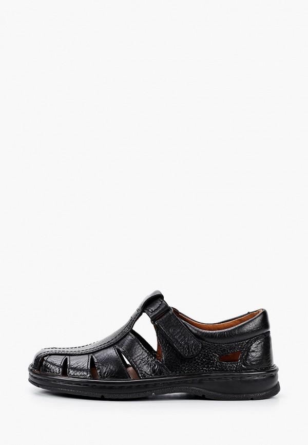 мужские сандалии gut, черные