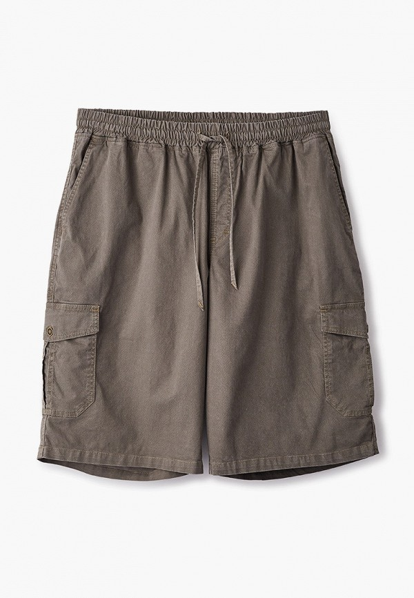мужские повседневные шорты galion, коричневые