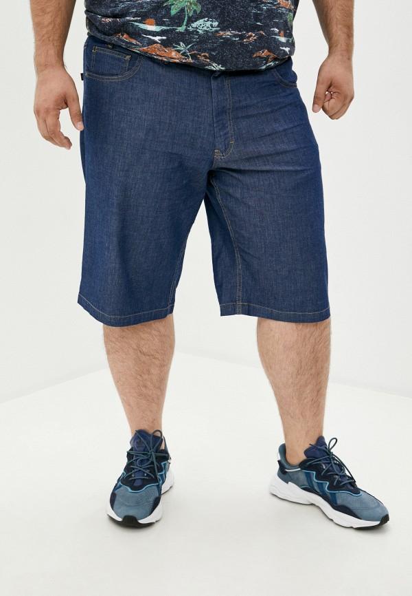 мужские джинсовые шорты galion, синие
