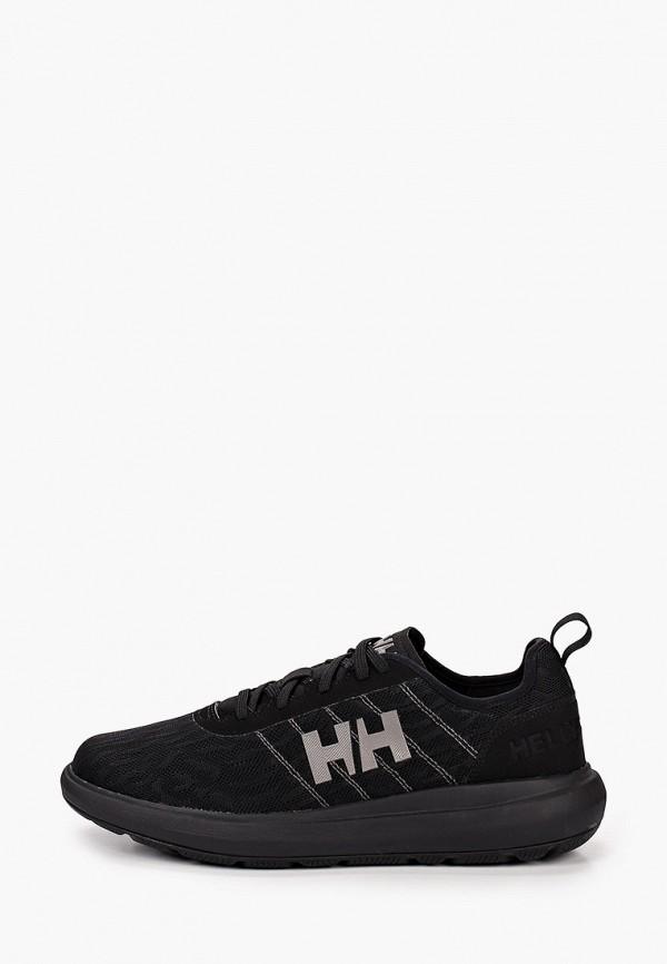 мужские низкие кроссовки helly hansen, черные