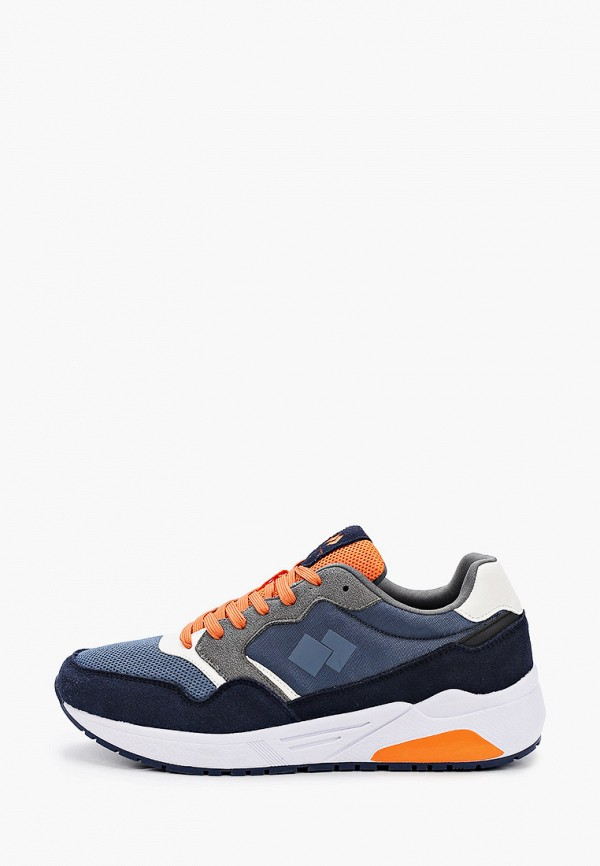 мужские низкие кроссовки mascotte, синие