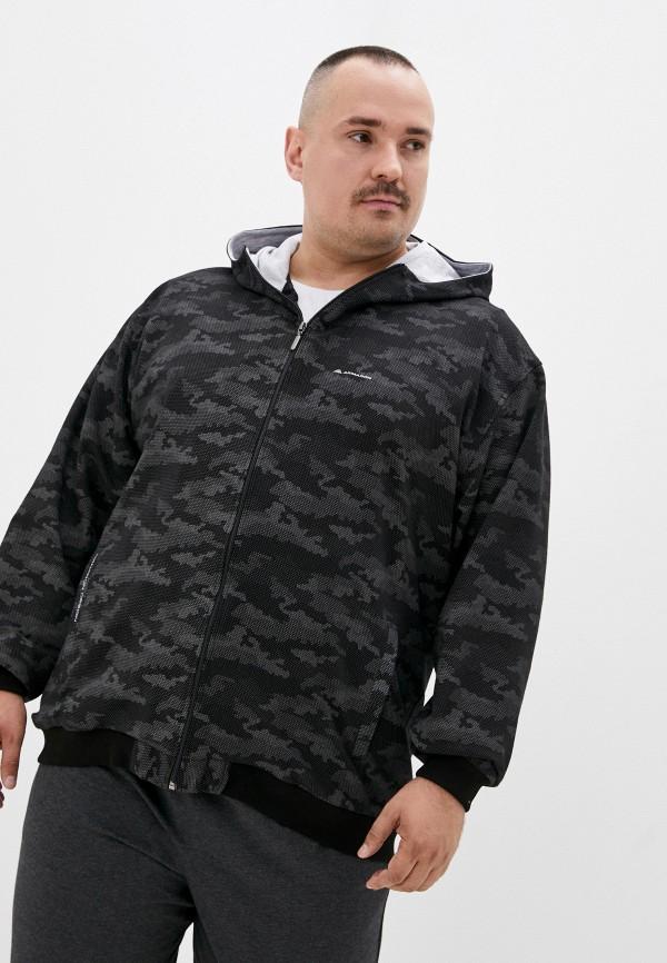 мужская толстовка armaron, черная