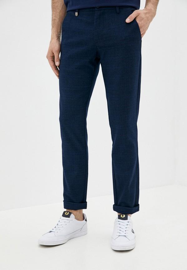 мужские повседневные брюки fabia monti, синие