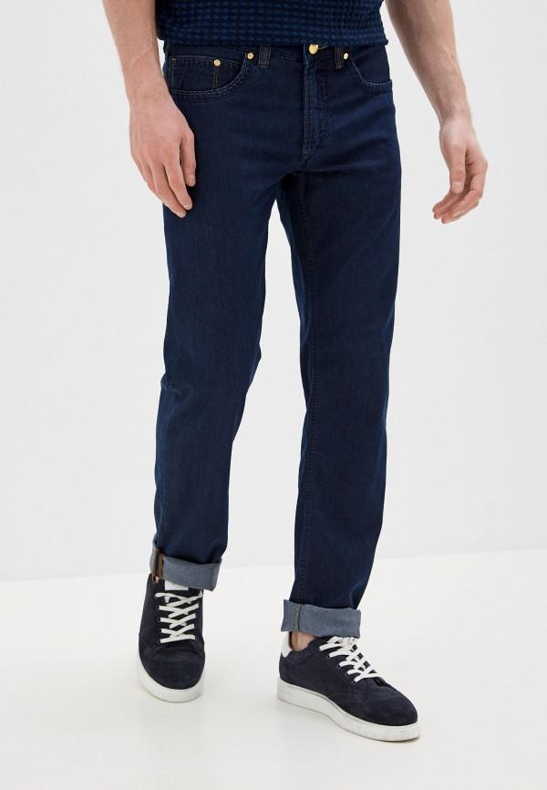мужские прямые джинсы cudgi, синие