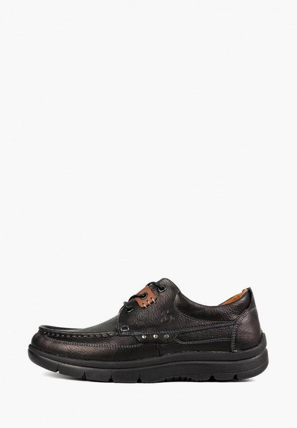 мужские ботинки bastion, черные
