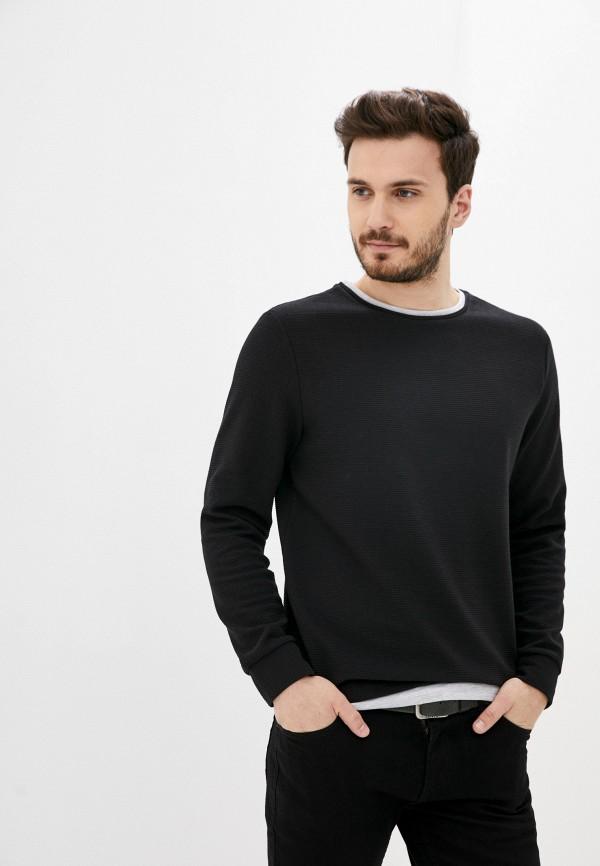 мужской свитшот defacto, черный