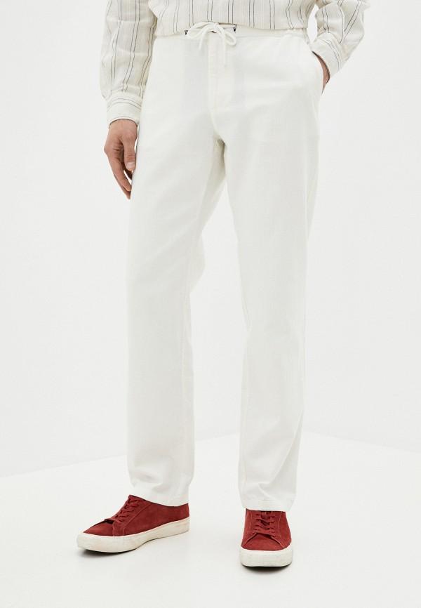 мужские повседневные брюки defacto, белые