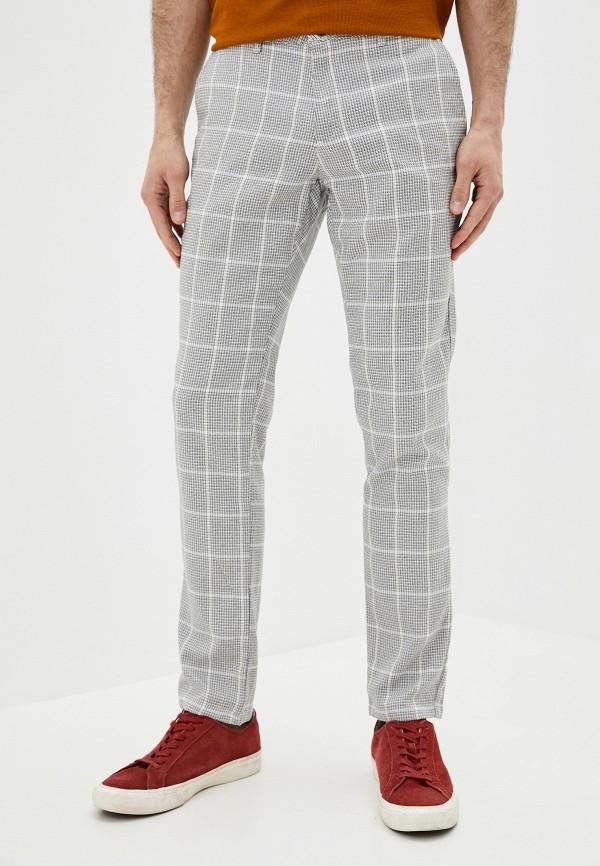 мужские повседневные брюки defacto, серые