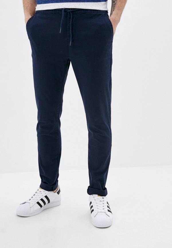 мужские повседневные брюки defacto, синие